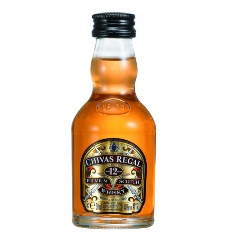Chivas regal mignonette 0,05L