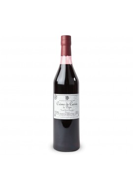 Crème de cassis de Bourgogne - EDMOND BRIOTTET 75 CL de Dijon