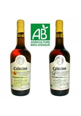 Calvados Bio de Michel Beucher - 70 CL Vol 43°C
