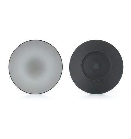 Assiette ronde en céramique