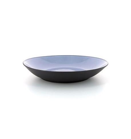 Assiette coupe large en céramique