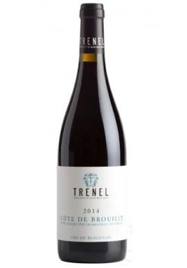 Côte de brouilly trenel 2014 M. chapoutier