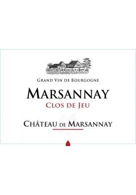 Marsannay clos de jeu