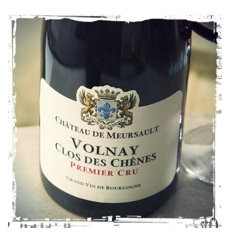 Volnay Clos des Chênes 1er cru rouge Meusault