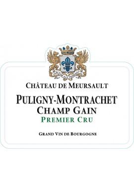 Puligny-Montrachet Champ Gain 1er cru Meursault