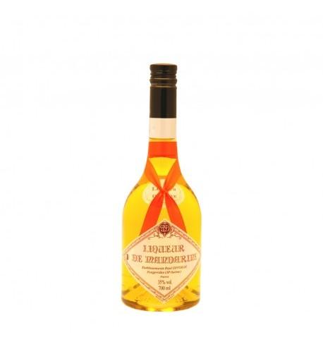 Liqueur fine mandarine Paul Devoille