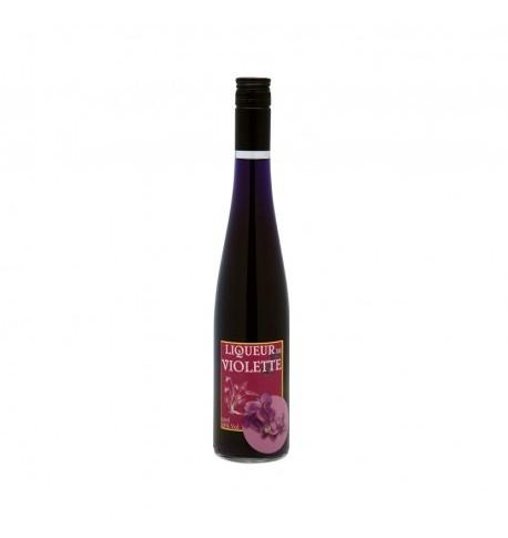 liqueurs originales violette paul devoille