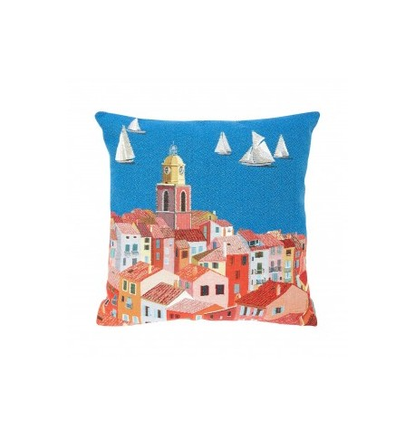 coussin iosis voiles