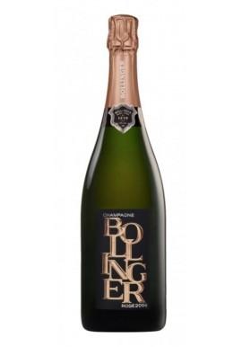Bollinger rosé 2006 75cl nu x6