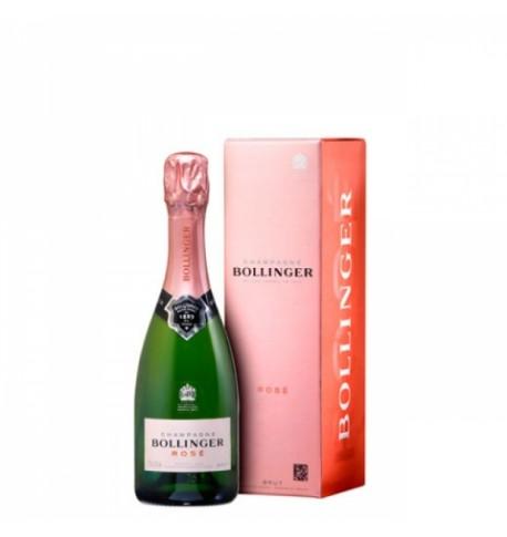 Bollinger rosé 37,5cl nu