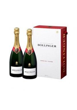 Bollinger spécial cuvée 75cl twinpack