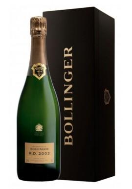 Bollinger RD 75cl 2002 CB6