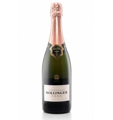 Bollinger rosé 150cl nu