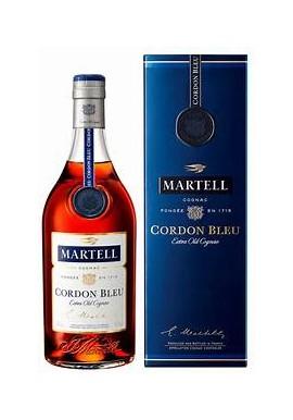 Cognac Martell Etui 70 cl