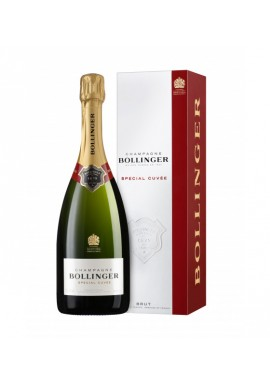 Champagne Spécial cuvée Bollinger 75 cl x 6