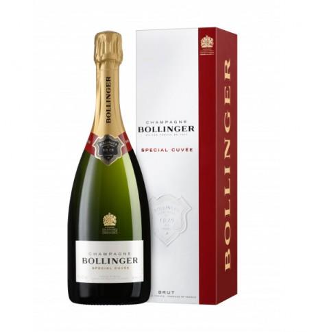 Champagne  Spécial cuvée Bollinger