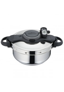 Cocotte Clipso Minut Duo Gourmet 5,2 L TEFAL