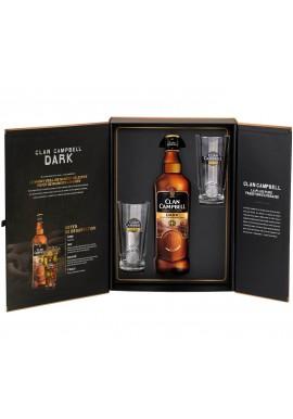 Clan campbell scotch whisky gallon 4.5L