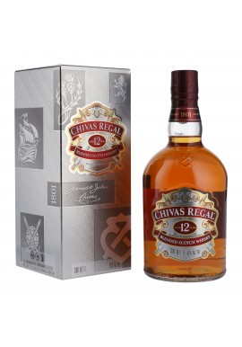 Chivas Regal 12 ans Etui 1 L