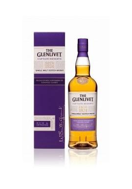 The Glenlivet Captain's Reserve étui 0,7 L