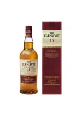 The Glenlivet 15 ans étui 0,7 L