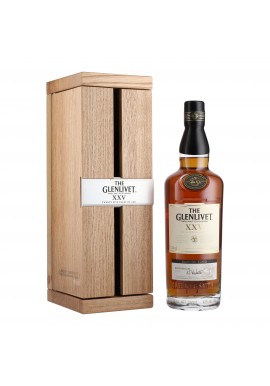 The glenlivet 25 ans d'age 0,7L