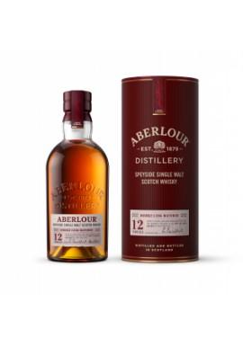 Aberlour 12 ans Highland Single Malt Doubles Cask 70 cl Etui