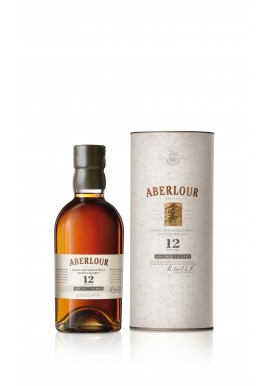 Aberlour 12 ans Highland Single Malt Non Chill Filtered 70 cl Etui